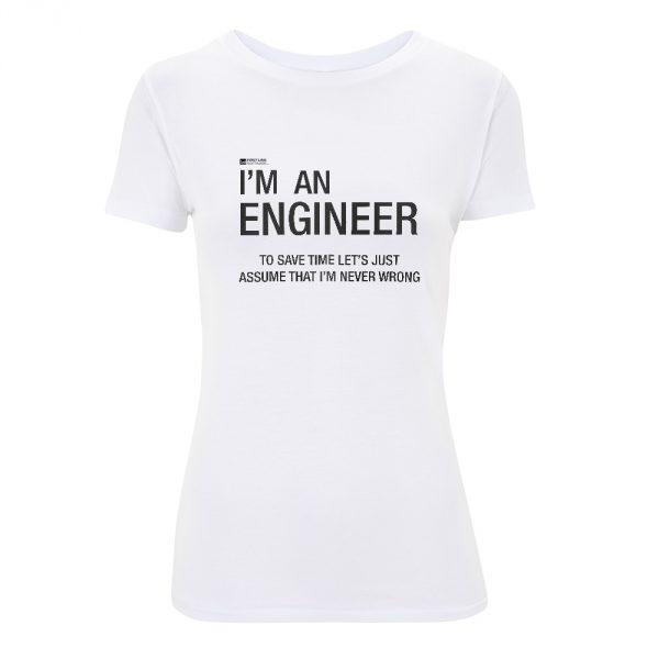 футболка first line software I'am an engineer