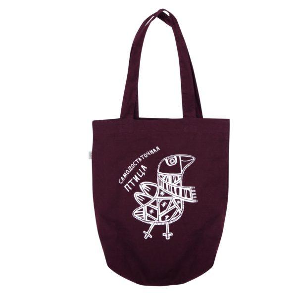 сумка  Самодостаточная птица
