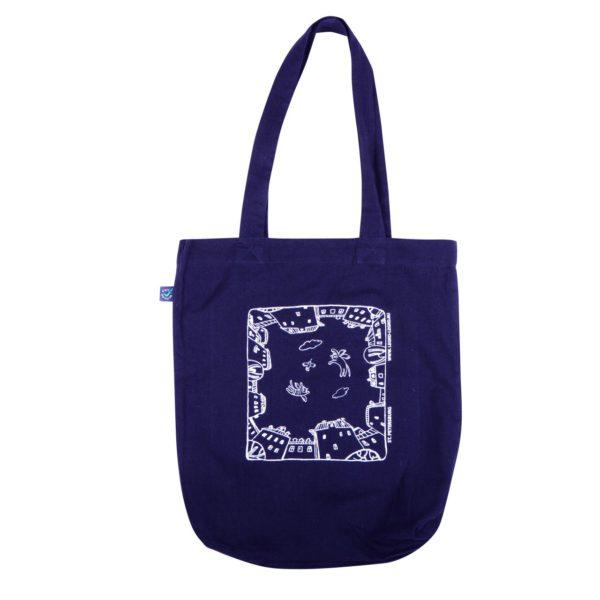 сумка Коты над двором
