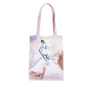 сумка Портрет балерины Анны Павловой