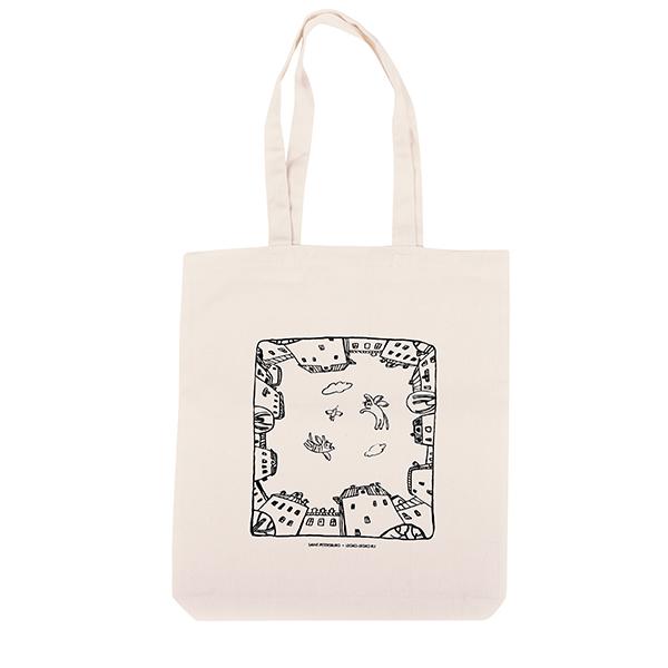 сумка Коты над вдором