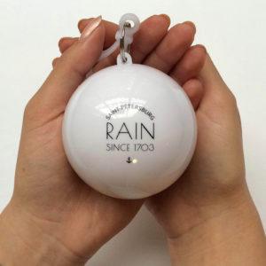 Дождевик Rain since 1703  сувенир из Петербурга