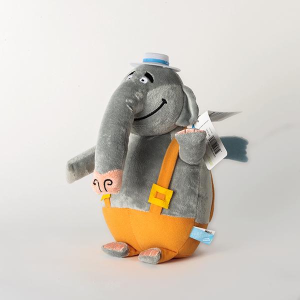 мягкая игрушка Слон Прабу