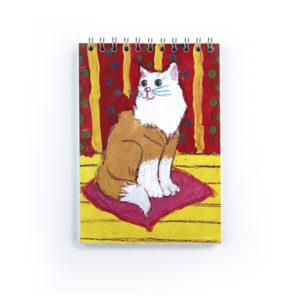 Блокнот Милый котик