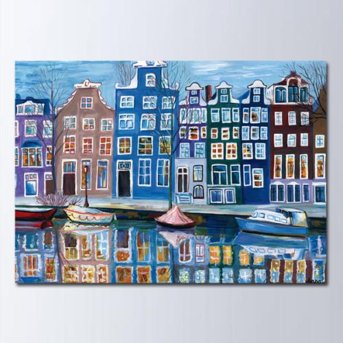 Открытки в амстердаме