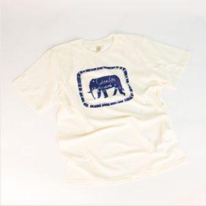 футболка Слоняра, кремовая