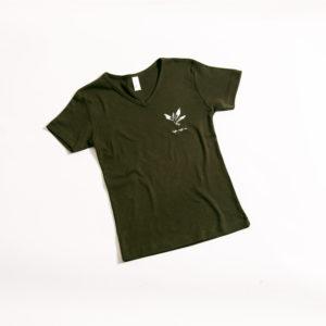 футболка птичка Либрэ