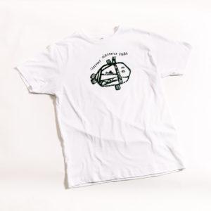 футболка Северная ледовитая рыба