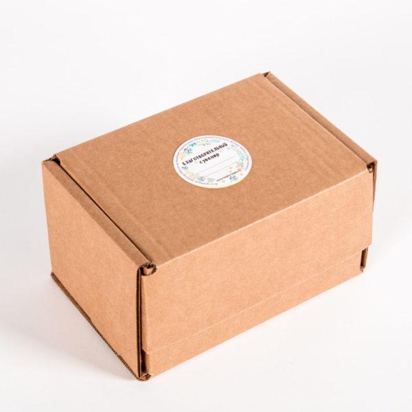 Коробка, 17x12x10 см