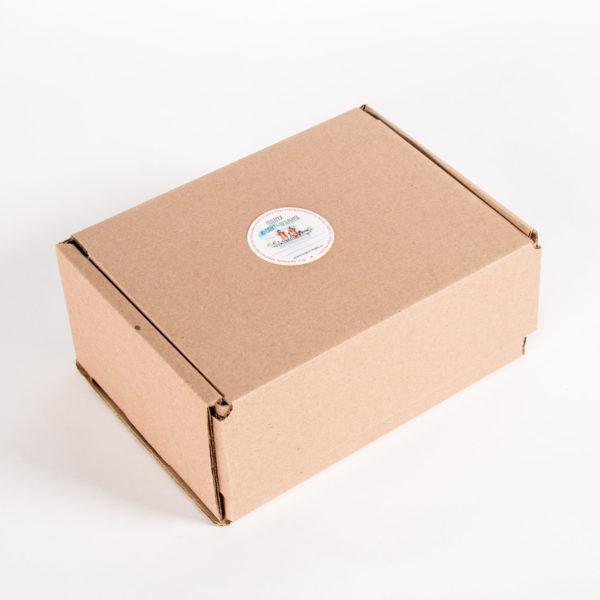 Коробка, 22×16,5×10 см