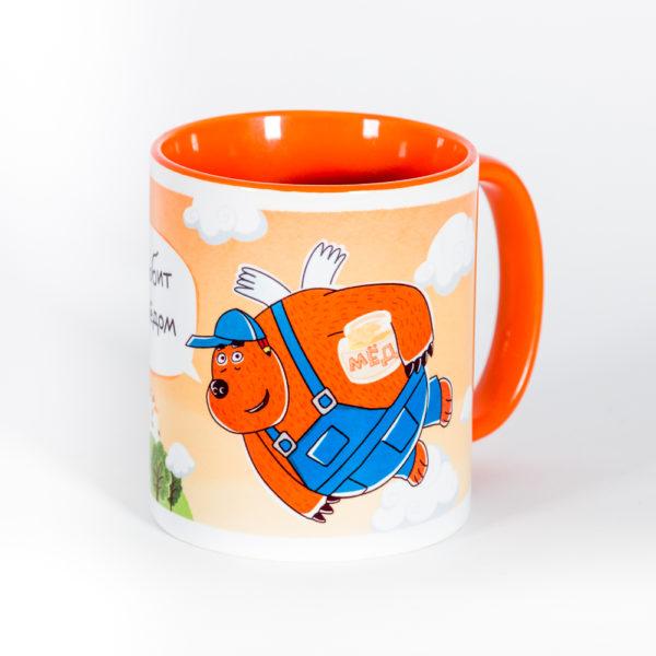 Кружка «Медведь Тед»