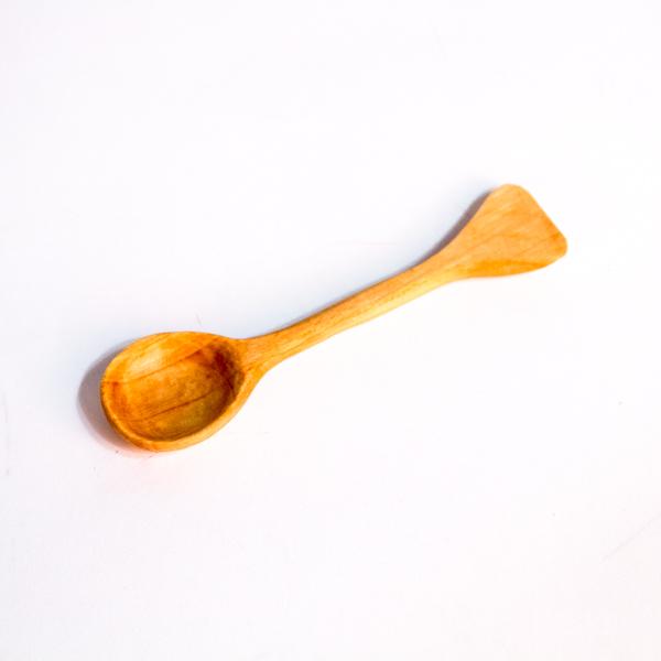 ложечка деревянная для меда
