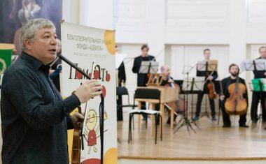 Отчет о благотворительном концерте в Петрикирхе 4 октября
