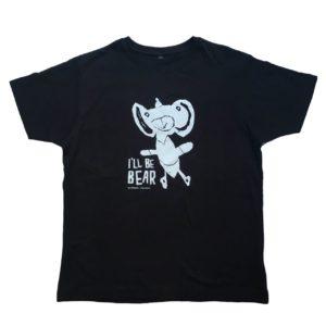 мужская футболка I'll be bear