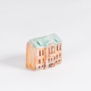 Керамическая миниатюра Миллионная улица, дом 19 (1)