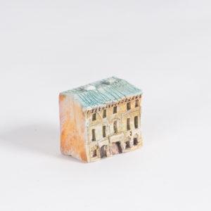 керамическая миниатюра Миллионная улица, дом 13