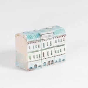 керамическая миниатюра Миллионная улица, дом 21