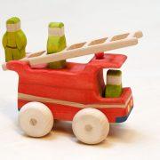 машинки помогают деревянная игрушка
