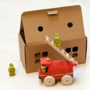 игрушка деревянная Машинки