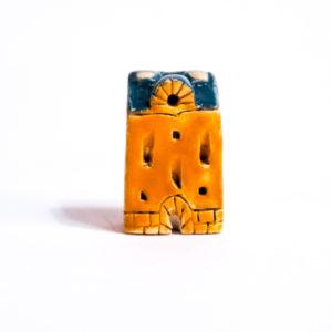 петербургский керамический домик