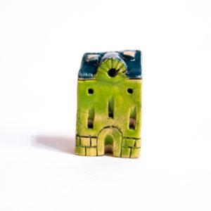 керамическая миниатюра ручная работа