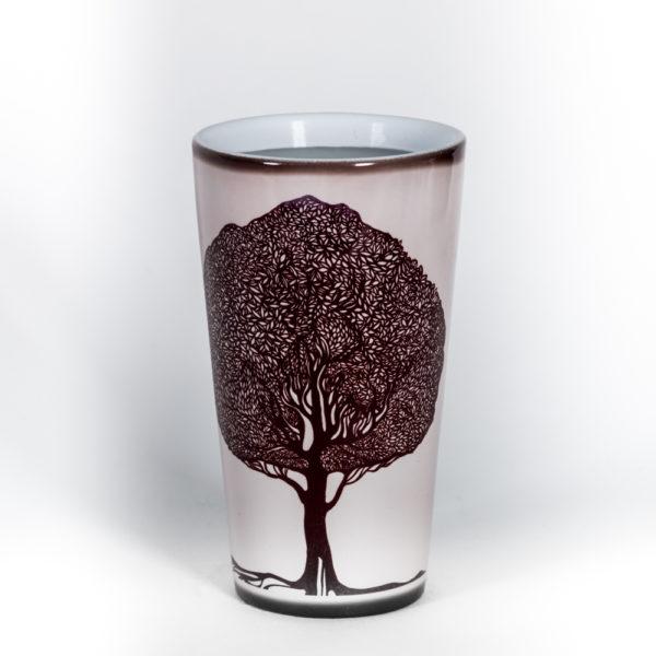 Кружка-хамелеон для латте «Дерево»