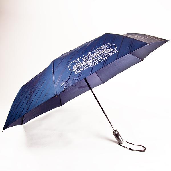 Зонт с проявляющимся рисунком Санкт-Петербург