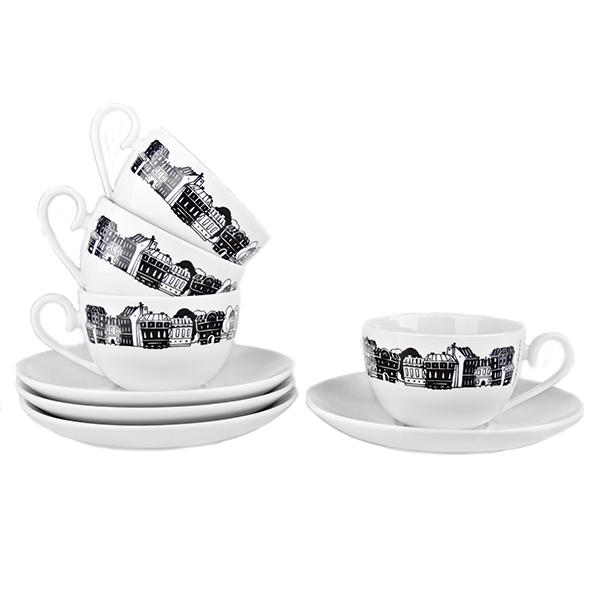 набор чайных чашек Санкт-Петербург