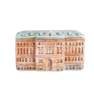 керамическая миниатюра Миллионная ул. 19 (2)