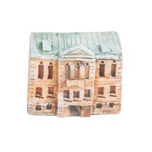 керамическая миниатюра Миллионная ул. 19(1)