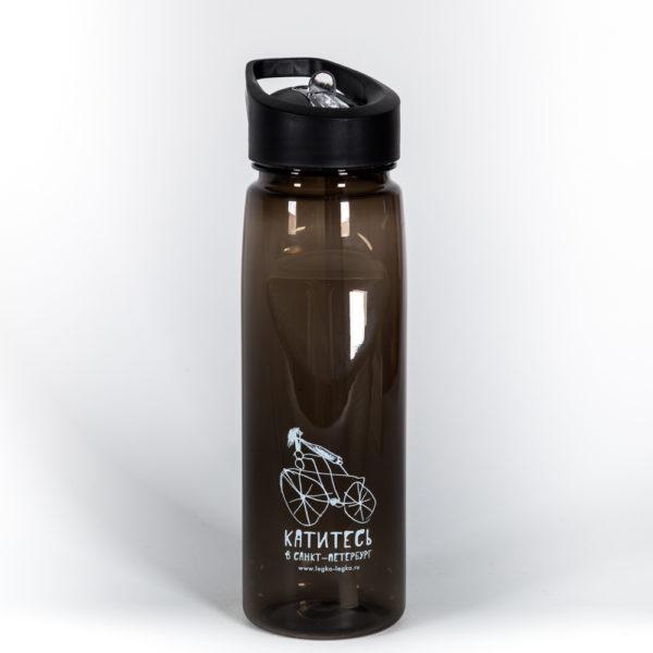 Бутылка для воды «Катитесь в Санкт-Петербург»