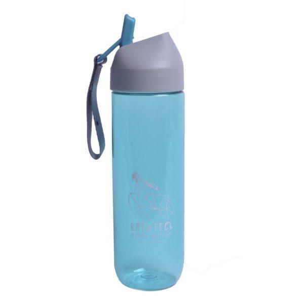 бутылка для воды  из тритана Катитесь в Санкт-Петербург