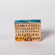керамическая миниатюра ручной работы Невский проспект, дом 6