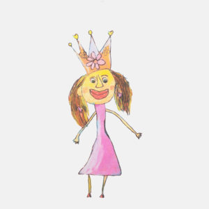 Футболка женская Принцесса Лето