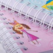Отличная тетрадь Принцесса Лето