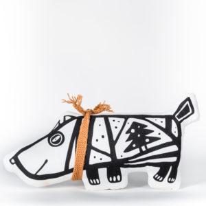 Мягкая игрушка «Собака в свитере» (малая)