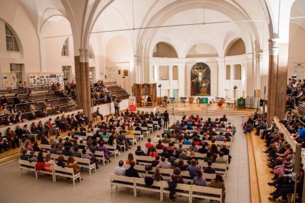 Церковный зал «Петрикирхе»