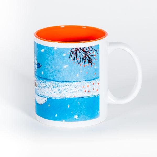 Кружка «Снежное приключение»