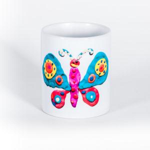 Кружка «Бабочка»