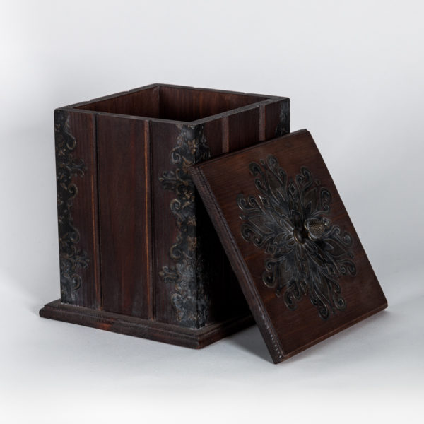 Шкатулка «Короб с крышкой»