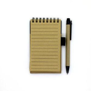 Эко-блокнот с ручкой «Санкт-Петербург»