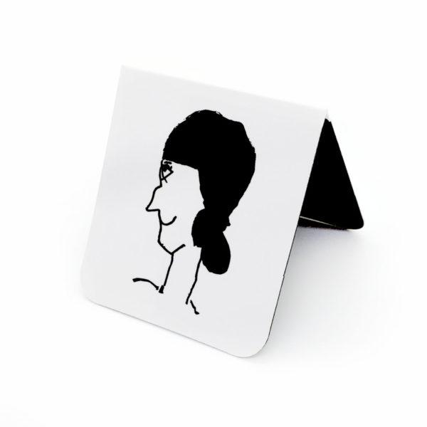 Магнитная закладка «Анна Ахматова»