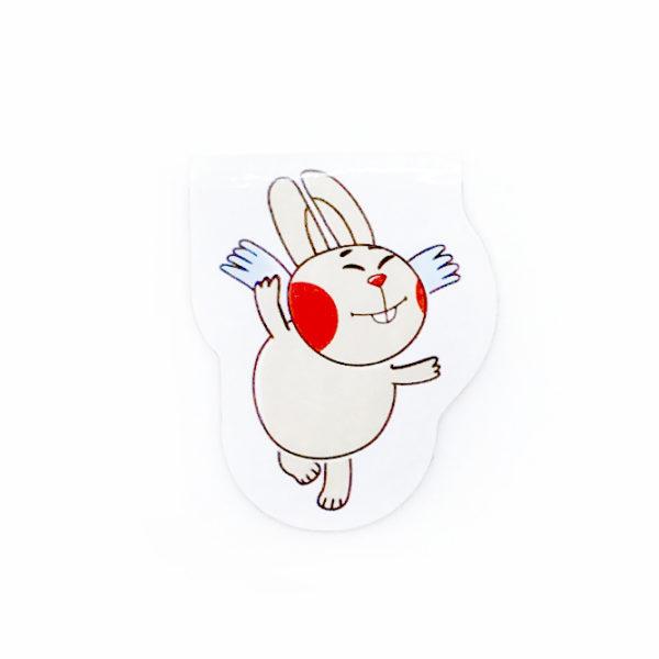 Магнитная закладка «Заяц Акира»