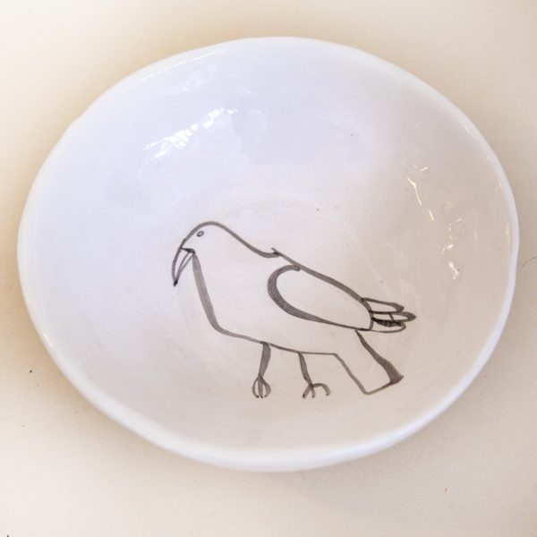 Миска «Птичка»